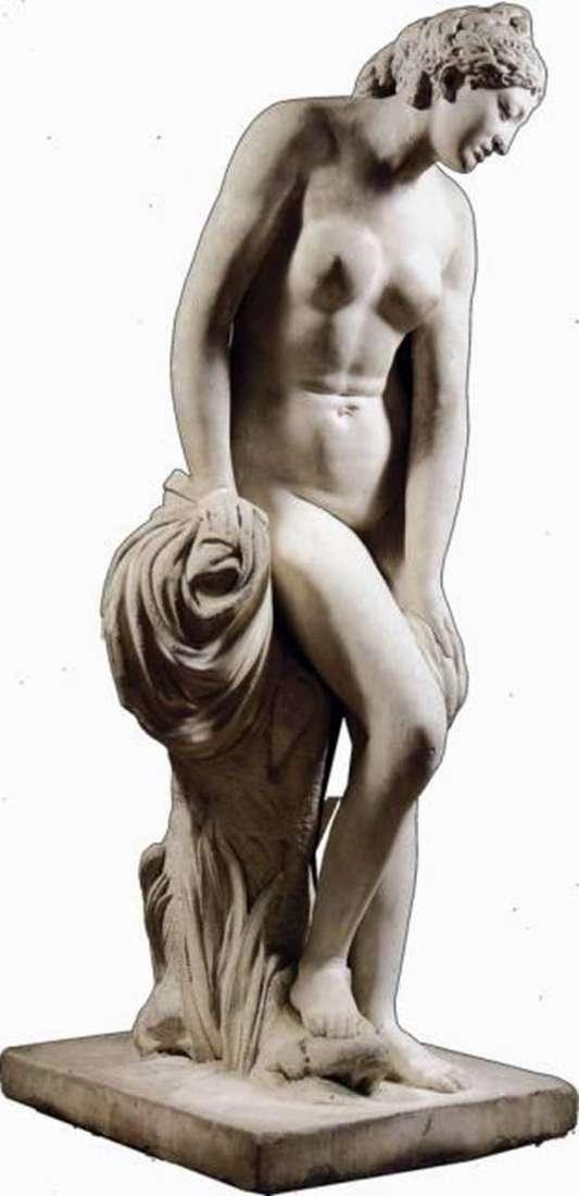 Description of the sculpture by Theodosius Fedorovich Shchedrin Venus