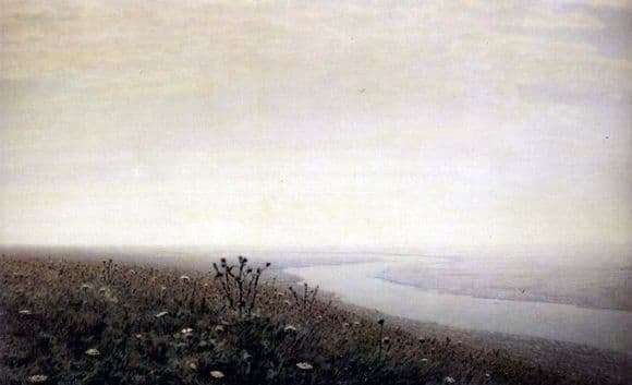 Description of the painting by Arkhip Kuindzhi Dnepr Morning