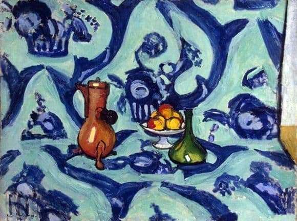Description of the painting by Henri Matisse Still Life