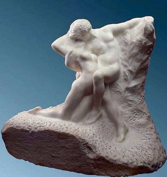 Description of the sculpture by Francois Auguste Rodin Eternal Spring